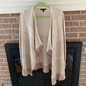 NWOT BANANA REPUBLIC BEIGE SWEATER!